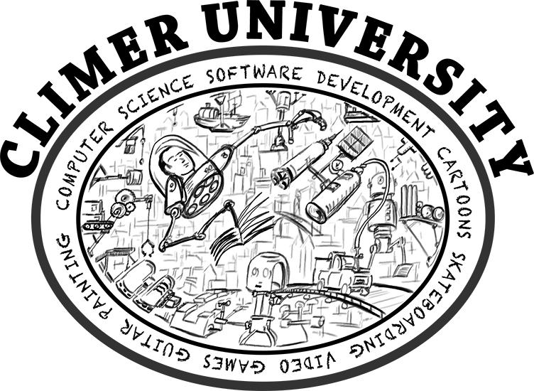 climer-university-shirt-design